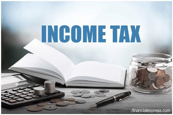 Income tax explanation